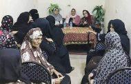 منظمة الضمير العالمي لحقوق الإنسان بالغربية تقوم بتدعيم المرأة في كل المجالات