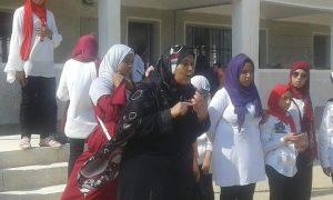 فتيات القصير تنظم معسكر خدمى لطالبات المعهد الأزهري