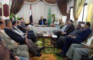 بالصور :اليوم إجتماع مجلس الأمناء والآباء والمعلمين بتعليم قليوب.