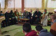 المصالحة بين عائلتين (الزداينه والخلاصيه) بامشول بديروط