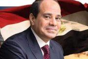 الرئيس السيسي يهنئ الشعب الجزائري الشقيق ودولة الجزائر الشقيقة، بنجاح الانتخابات الرئاسية