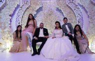 بالصور: شبكة إعلام المرأه العربيه تهنىء رئيسة اتحاد النساء العربيات بهولندا بحفل زفاف ابنها