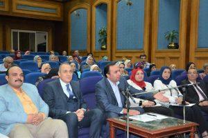 7 أحزاب تشارك في الجلسة الثانية للحوار الوطني لوضع مصلحة مصر أولاً
