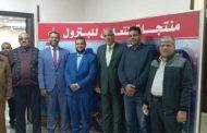 شركة مصر للاسمنت قنا تؤكد حرصها على التعاون المستمر بين النقابات المهنية بالمحافظة