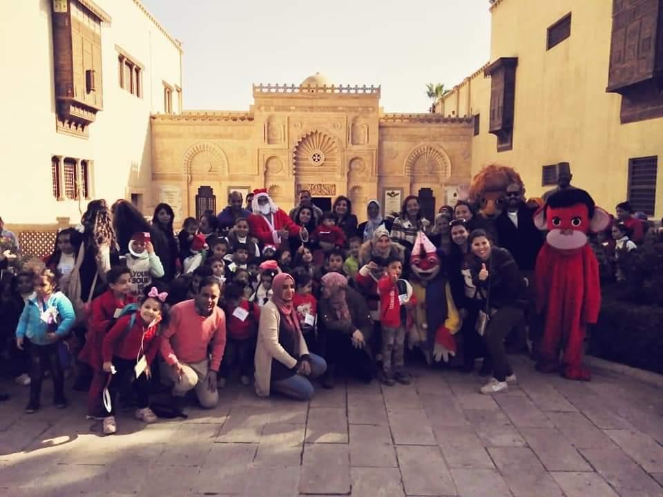 المتحف القبطي و أعياد الكريسماس
