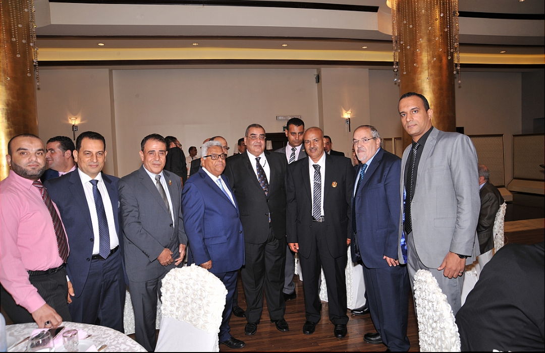 حفل استقبال من أبناء الجالية المصرية بالمملكة للقنصل العام هشام فتحى بجده