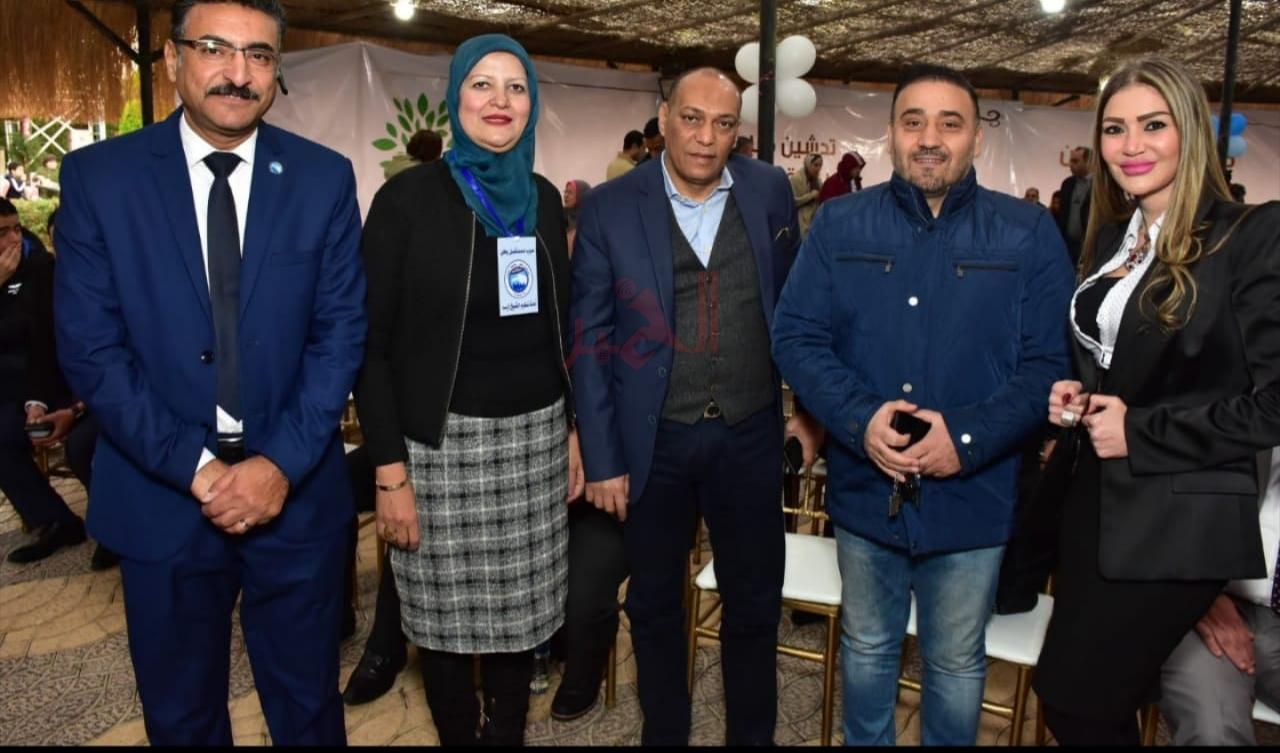حزب مستقبل وطن بالشيخ زايد يقيم احتفالية لذوى الهمم الخاصة