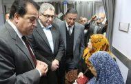 وزير التعليم العالى يتفقد مستشفى بنها الجامعى ٠٠ صور