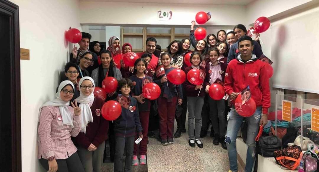 بنك الطعام المصري يتعاون مدرستي MES وGES في برنامج التغذيه المدرسية للعام الدراسي الحالي