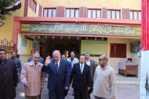 محافظ قنا : تنكيس اعلام الديوان العام للمحافظة حدادا على وفاة السلطان قابوس