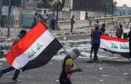 المتظاهرون يواصلون احتجاجاتهم في العراق