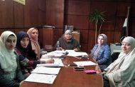 وحدة ضمان الجودة بمعهد الكبد القومي بجامعة المنوفية تعقد اجتماعا لمتابعة تنفيذ خطط الجودة