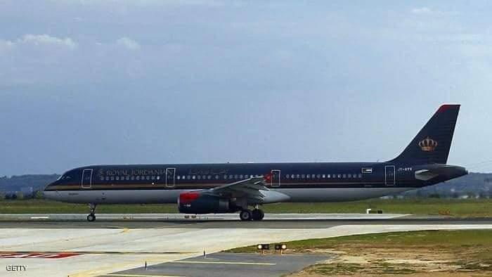 طائرة تابعة للخطوط الجوية الملكية الأردنية ترسل لاجلاء مواطنيها من مركز كورونا بالصين