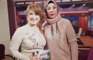 قناة الاسكندرية تستضيف قيادية بشبكة اعلام المرأه العربيه