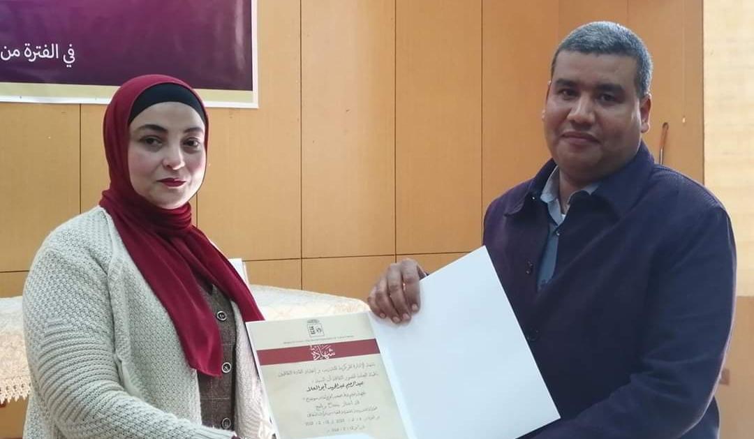 علام تسطر ختام أولى مجموعات قياس الرأي الثقافي بمصر الجديدة