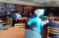 افتتاح السلامة والصحة المهنية ببني سويف