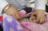 صحة شمال سيناء تحقق٩٩،٥٥% من إجمالي المستهدف في الحملة القومية للتطعيم ضد مرض شلل الأطفال