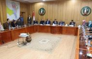 محافظ المنوفية ووزير التنمية المحلية يستعرضان المشروعات التنموية الجاري تنفيذها علي أرض المحافظة