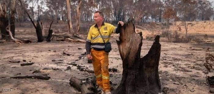 أستراليا تحتوي حرائق نيو ساوث ويلز