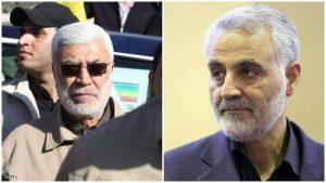 عن مقتل سليماني والمهندس ميليشيات عراقية تهدد بالانتقام