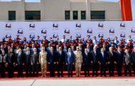 الرئيس عبد الفتاح السيسى يحضر افتتاح مصنع ٣٠٠ الحربى