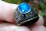 الخاتم الذي عثر عليه بعد سنوات ثم حدثت المعجزة