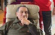 الرئيس الأسبق حسني مبارك بالعناية المركزة