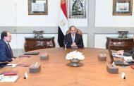 السيسى ورئيس الهيئة الهندسية للقوات المسلحة