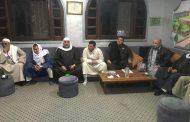 جلسة صلح بقرية أبورواش برعاية المهندس ناجي شلبي جاب الله