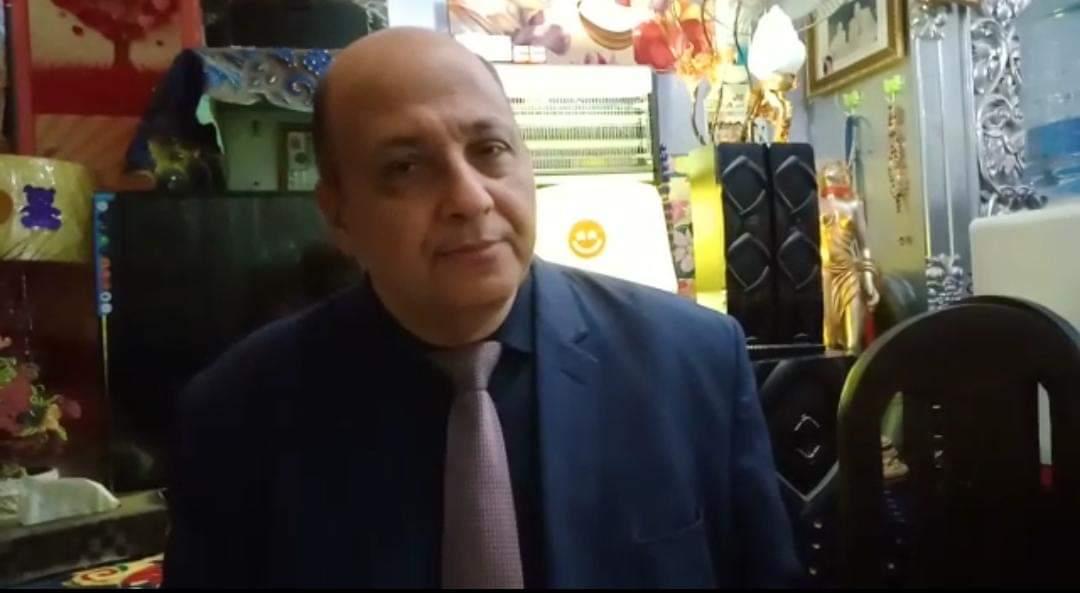 رئيس شبكة اعلام المرأه العربيه يشارك بفيديو توعوي بخصوص كورونا يذاع على التلفزيون المصري