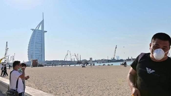 الإمارات اتخذت إجراءات لكبح انتشار كورونا