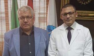 الصاوى مديرا تنفيذيا لمستشفيات جامعة المنوفية