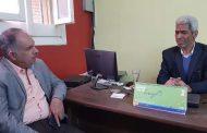 النائب عادل عامر يتفق جمعية التضامن بالقناطر لتاجيل أقساط المتعثرين في سداد أقساط القرص
