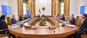 الرئيس يوجه باتخاذ مجموعة من الإجراءات للتخفيف من الآثار الاقتصادية لأزمة فيروس كورونا المستجد على المواطنين والقطاعات المتضررة