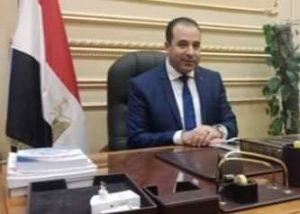 النائب أحمد بدوى وفاة حالتين وظهور ١٧ حالة جديدة بالقليوبية