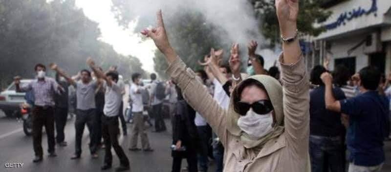 الاحتجاجات اجتاحت إيران في نوفمبر الماضي قوات الأمن قتلت معظم ضحايا احتجاجات نوفمبر