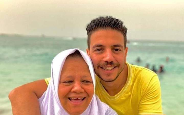 إصابة نجل ماما سناء بكورونا حسب تقرير وزاره الصحه