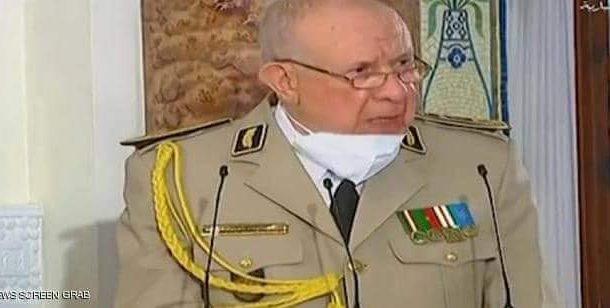 الجزائر.. تثبيت السعيد شنقريحة رئيسا لأركان الجيش