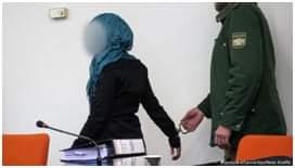 محاكمة سيدة المانية سورية بتهمة جلب نساء لتنظيم داع