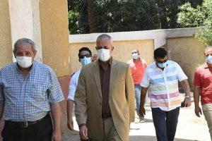 خروج 138 حالة من مصابي فيروس كورونا المستجد من مستشفى الوقف المركزي