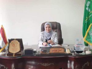 رئيس مدينة الغردقة استقبل القمص يؤنس راعى كنيسة القديس يوسف لتقديم التهانى بحلول عيد الاضحى المبارك .