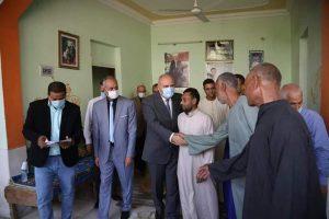 مستشفى فرشوط للعزل تسجل صفر إصابات بفيروس كورونا