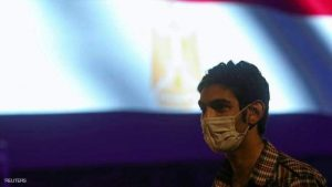 مصر سجلت 131 حالة إصابة جديدة بفيروس كورونا