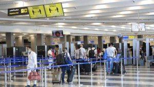 مطار القاهرة -حظر دخول جميع القادمين إلى مصر