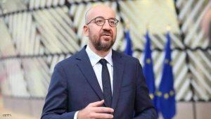 شارل ميشال رئيس المجلس الأوروبي يزور بيروت لأجل المساعدة