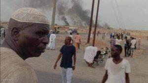 أصيب نحو 100 شخص خلال المواجهات القبلية في بورتسودان
