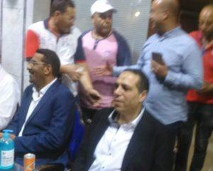 الصافي عبدالعال يقابل مرشحي مستقبل وطن الفردي والقائمه بالطبل البلدي