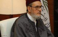 مفتي تنظيم الإخوان الإرهابي في ليبيا صادق الغرياني.يطلب من الليبيين رد الجميل لتركيا