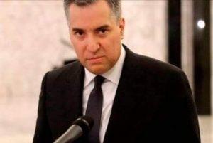رئيس مجلس النواب اللبناني نبيه بري يلتقي السفير المصري في لبنان ياسر علوي