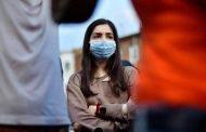 ارتداء الكمامة يقلل عرضة الإصابة بالفيروس